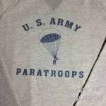 Sweatshirt Paratroops close